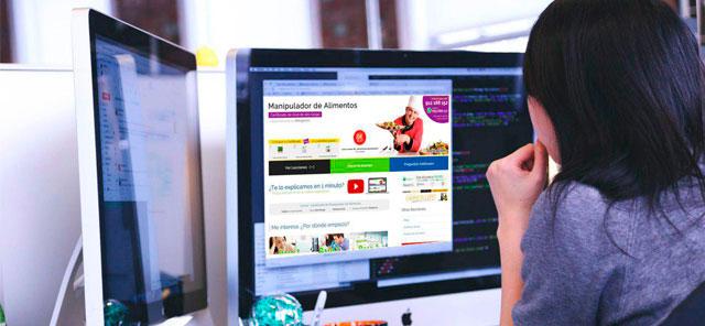 Modelos de formación online