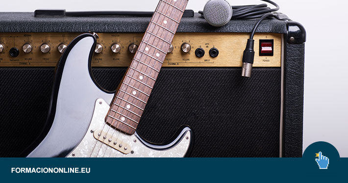 Curso de Guitarra Eléctrica Gratis Online