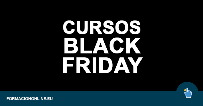 Cursos Black Friday 2019