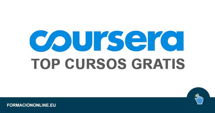 TOP 20 Mejores Cursos de Coursera por Inscripciones y Calificación