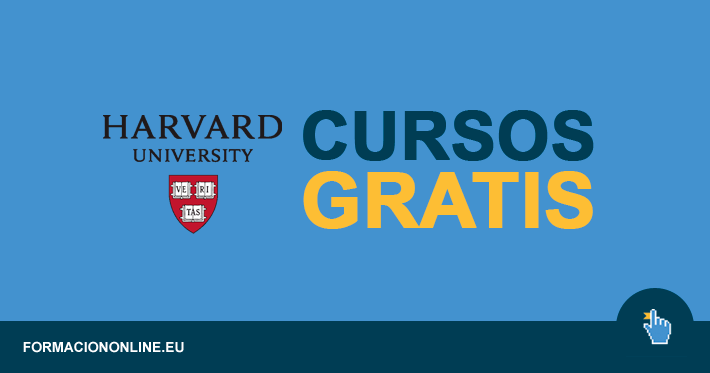 La Universidad de Harvard ofrece 120 cursos online gratis