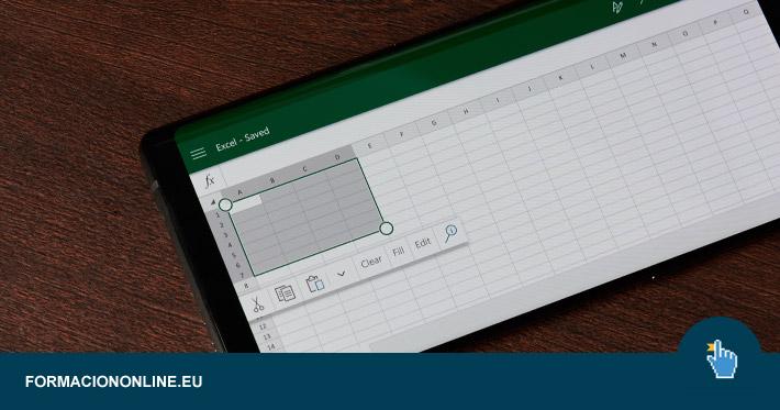 Curso de Excel de Tablas dinámicas y análisis de datos gratis
