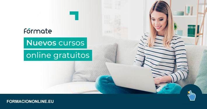 10 Cursos Gratis para Desempleados en ERTE y trabajadores en Activo