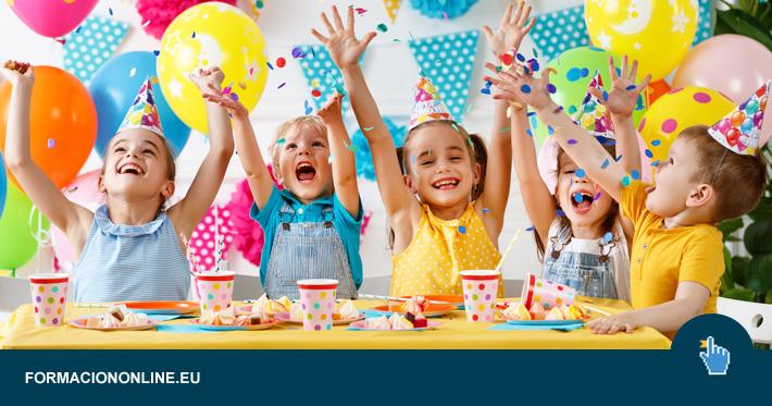 Curso Gratis para Saber Cómo Decorar una Fiesta Infantil de Cumpleaños