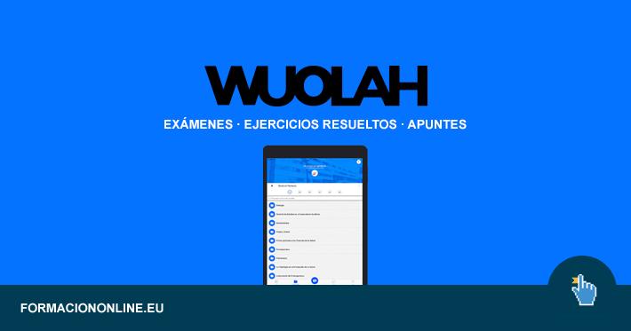 Gana Dinero por Compartir tus Apuntes con Wuolah
