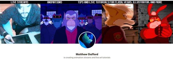 Mateo Gafford