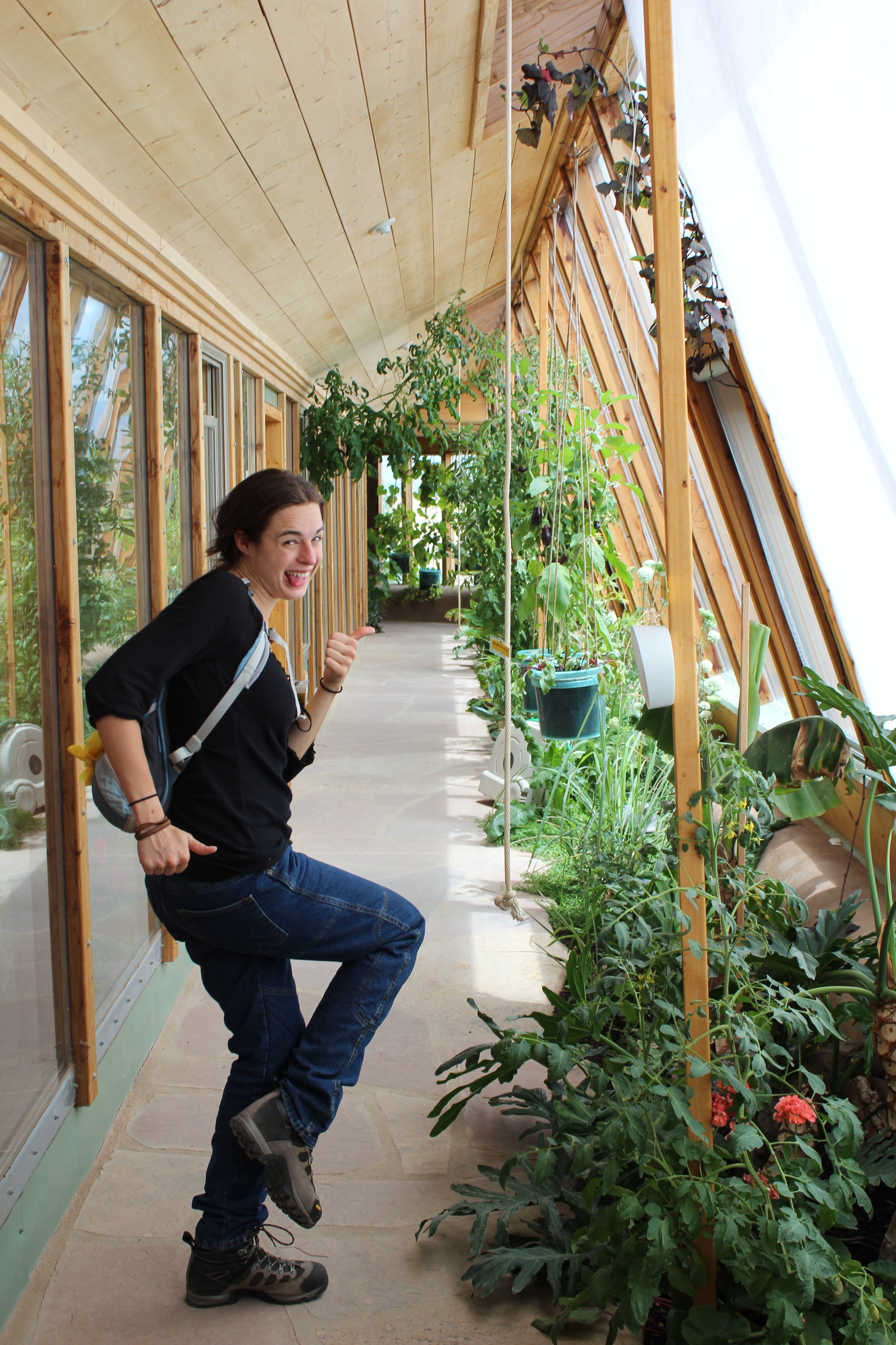 July 12th  Earthships and Tool Sheds  Form a Circle