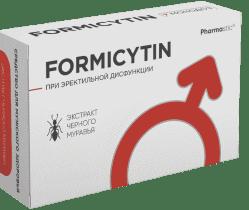 Формицитин - растительный препарат для потенции