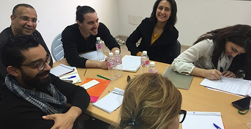 Formation Leadership à Tunis 3