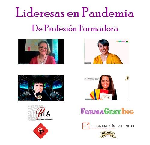 Lideresas en Pandemia De Profesión Formadora