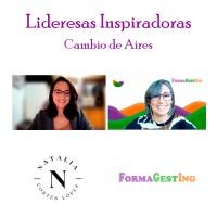 Lideresas Inspiradoras Cambio de Aires