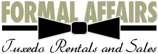 Formal Affairs Tuxedo Rentals and Sales