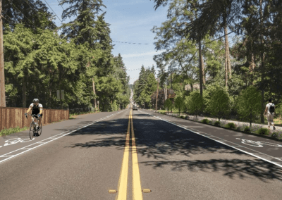 Juanita Drive NE Pedestrian and Bicycle Improvements