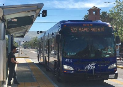 Santa Clara – Alum Rock Bus Rapid Transit