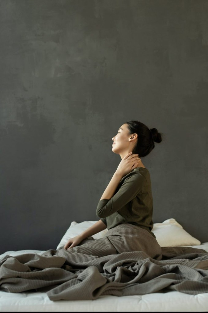 Exercises to help with neck pain