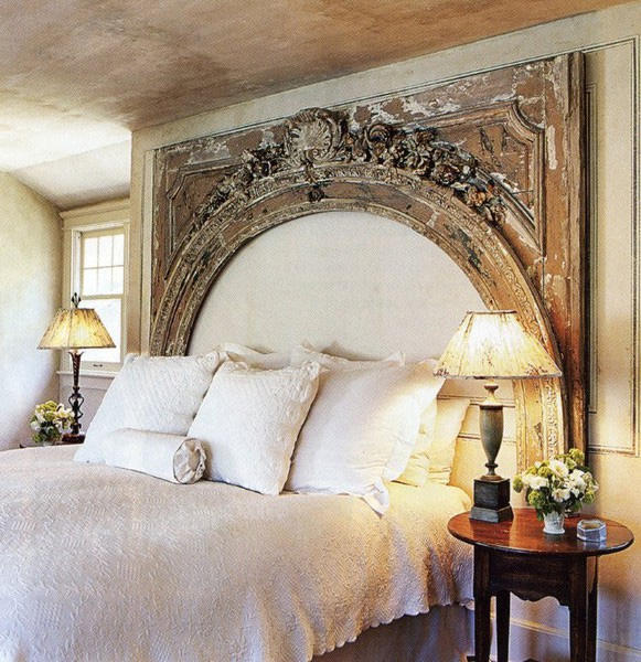 antique headboard ideas - image antique and candle victimassist
