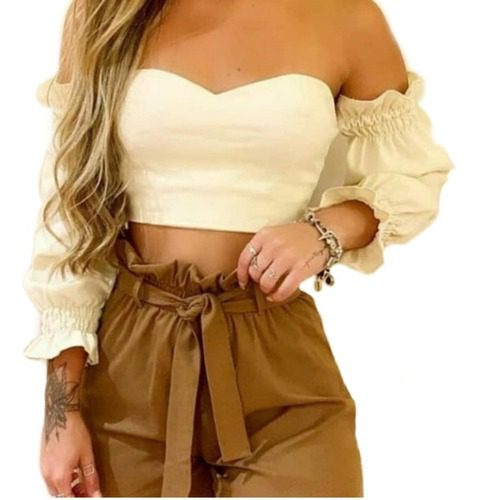 Looks com Cropped 2022