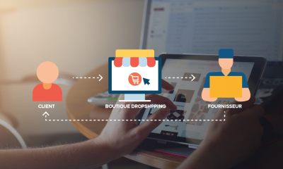 faire du dropshipping 2021 boutique
