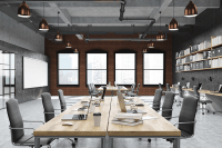 Ideas for Your Industrial Office Design