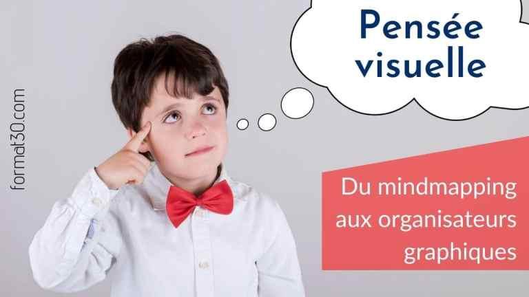Pensée visuelle - du mindmapping aux organisateurs graphiques