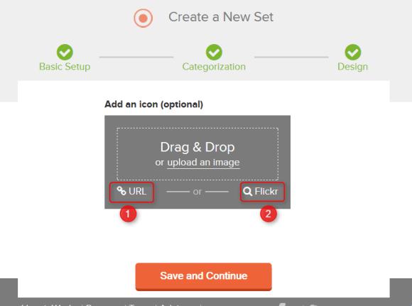 Comment ajouter une image de couverture à votre jeu de flashcards dans Cerego