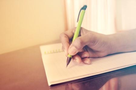 Comment écrire sans connaître l'angoisse de la page blanche
