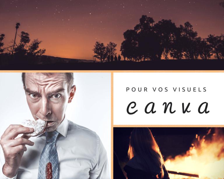 Canva : application de design en ligne pour la création de tous vos visuels