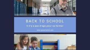 Back to School: Spoc en stock vous offre 50 euros de réduction sur toutes les formations
