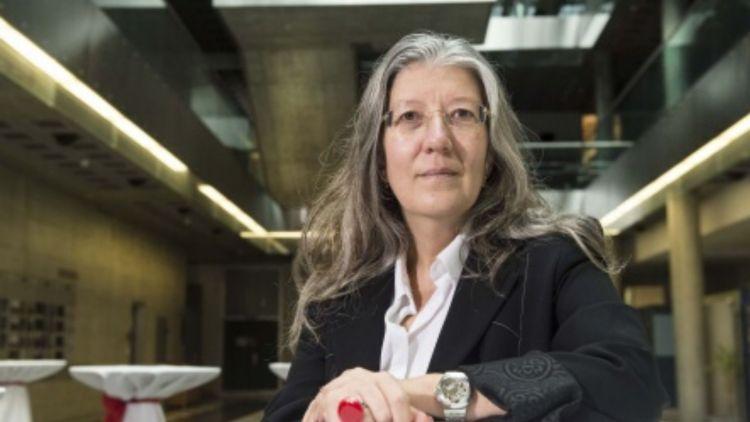 Isabelle Collet, auteure du livre Les Oubliées du numérique