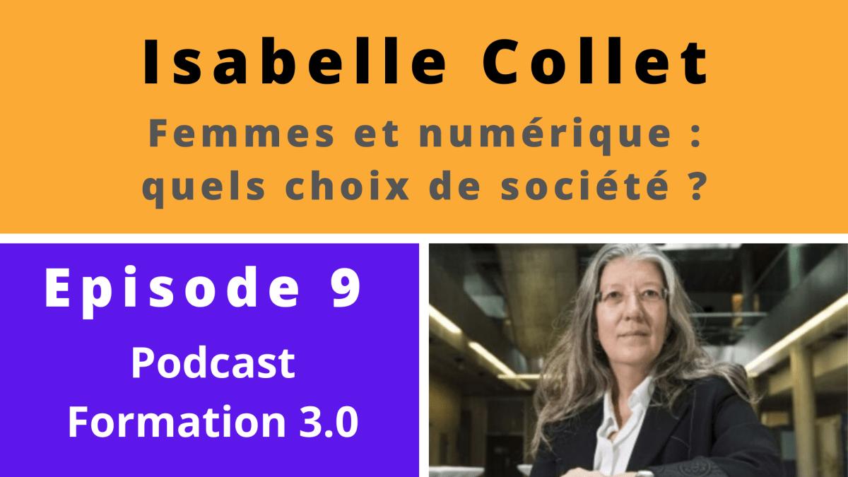 Isabelle Collet : l'absence des femmes dans l'industrie numérique n'est pas une fatalité