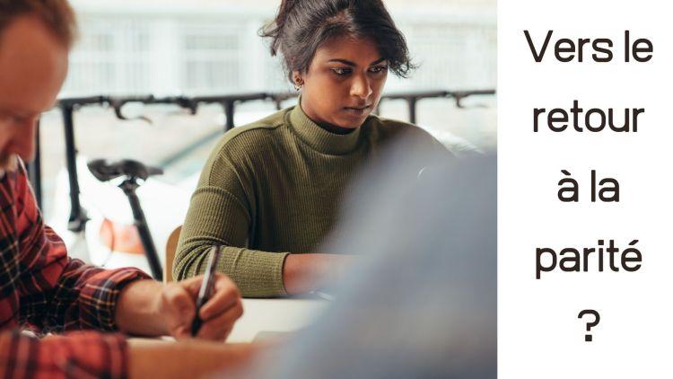 Des solutions existent pour le retour à la parité hommes-femmes dans le numérique