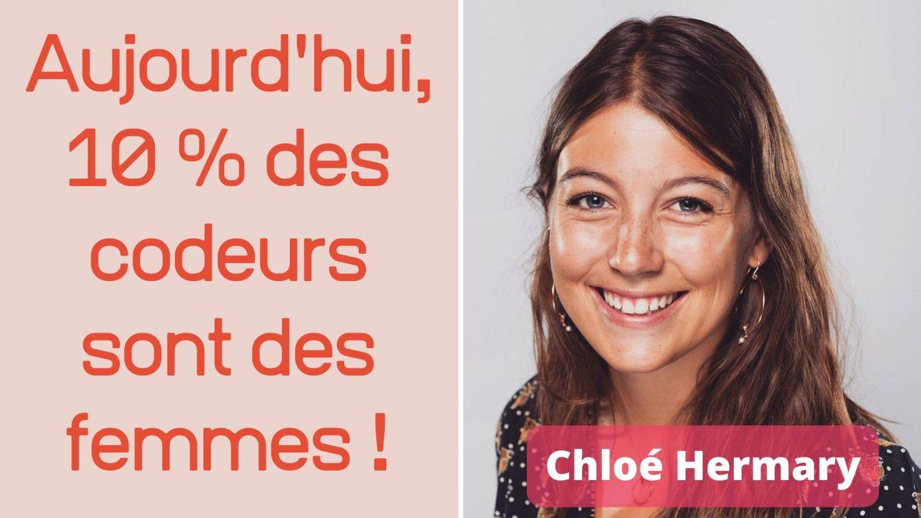 Chloé Hermary - CEO et fondatrice d'ADA Tech School - un modèle innovant d'école inclusive et féministe