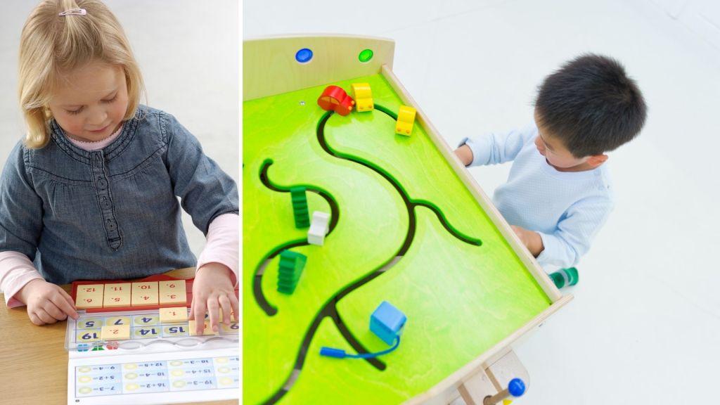 Apprendre en jouant - pas seulement pour les enfants