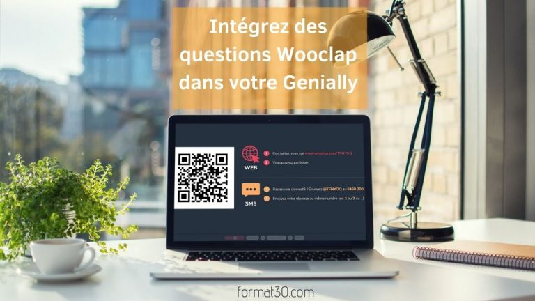 Intégrer des questions Wooclap dans Genially