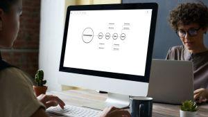 Nouvelle interface ergonomique pour Mindomo