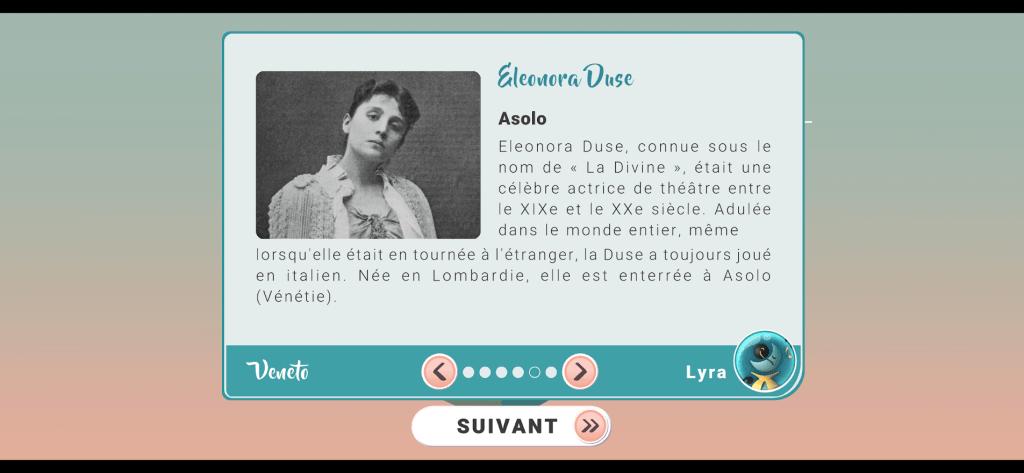 Eleonora Duze