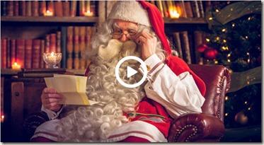 Lettre Au Pere Noel Video Personnalise.La Video Personnalisee Du Pere Noel Format Famille