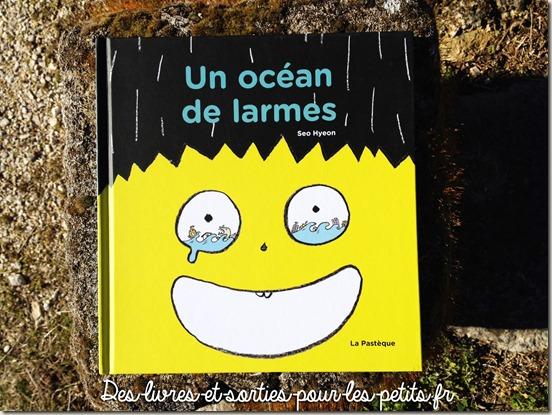 Un océan de larmes livre enfant 1