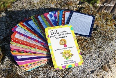 52 cartes pour créer toi meme tes cadeaux editions 365
