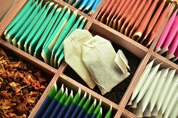 recycler son sachet de thé