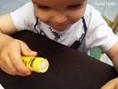 activité manuelle collage enfant