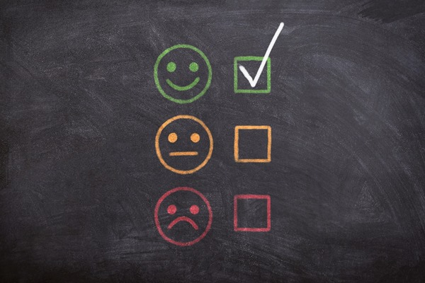 rester positif pour une organisation réussie matin serein