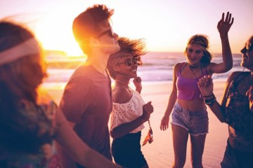 soiree plage music dj amis sunset mix new deep