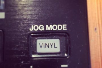 Jog mode cdj vinyle pioneer ddj formation dj