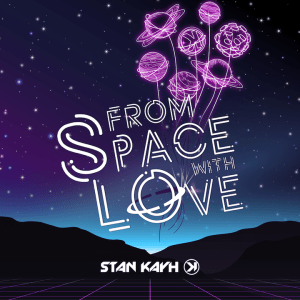 Pochette STAN KAYH From Space With Love
