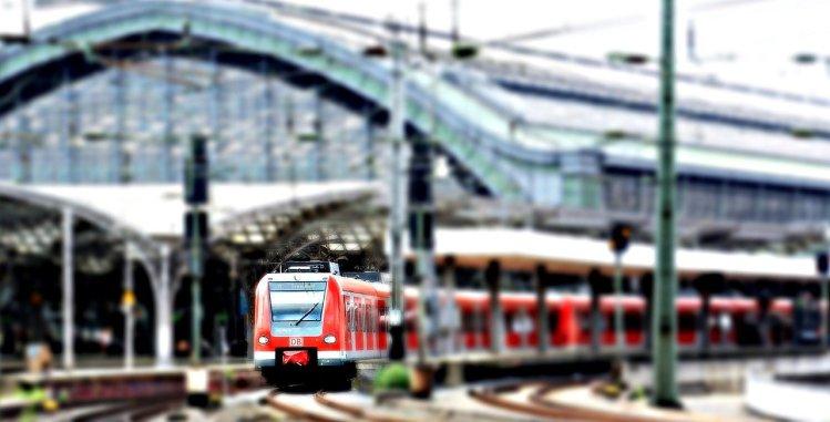 Gare Train Fiche Technique DJ