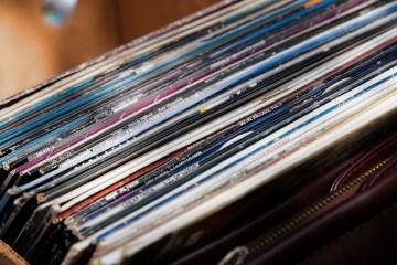 Histoire du DJing Vinyles