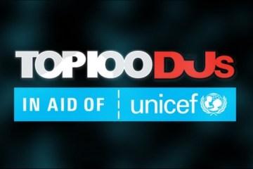 TOP 100 DJ MAG Logo