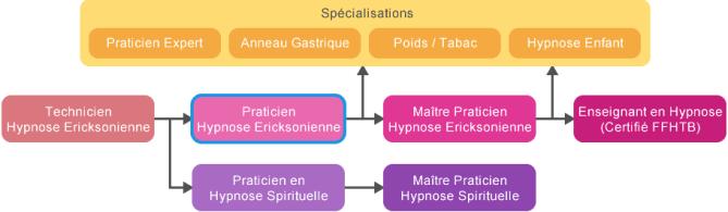 Praticien Hypnose Ericksonienne