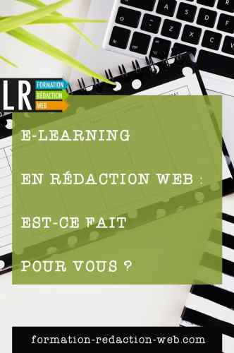 E-learning redaction web